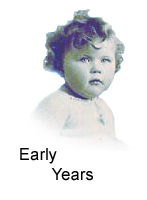 A picture of a baby - used as a header for the category of Early Years